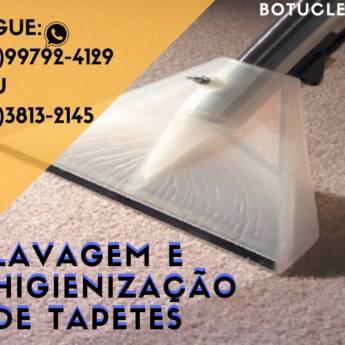 Comprar produto Lavagem de Tapetes  em Outros pela empresa Botuclean - Limpeza Profissional de Estofados em Botucatu, SP