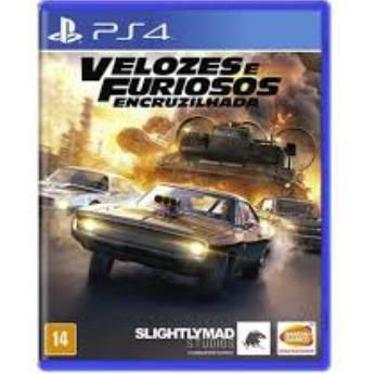 Comprar o produto de Veloses e Furiosos Encruzilhada - PS4 em Jogos Novos em Tietê, SP por Solutudo