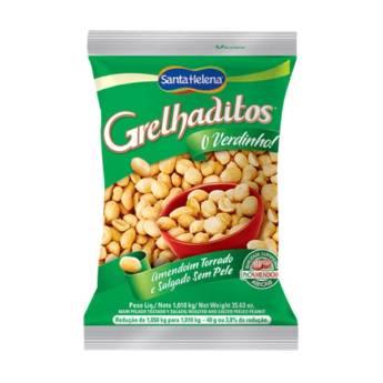 Comprar o produto de Amendoim Grelhaditos Santa Helena  em Alimentos e Bebidas pela empresa Eloy Festas em Jundiaí, SP por Solutudo