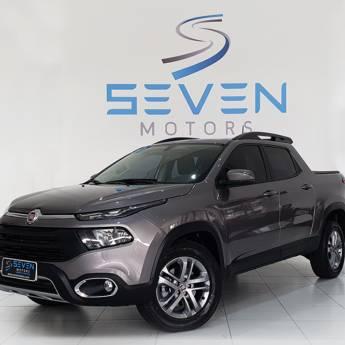 Comprar o produto de FIAT TORO 2.0 16V 4P 4WD FREEDOM TURBO DIESEL AUT. - 2021/2020 em Carros em Botucatu, SP por Solutudo