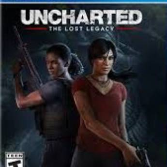 Comprar o produto de Uncharted The Lost Legacy  - PS4 em Jogos Novos pela empresa IT Computadores, Games Celulares em Tietê, SP por Solutudo