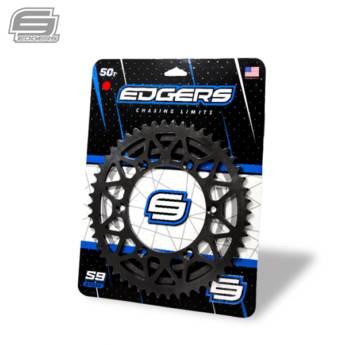 Comprar o produto de COROA EDGERS KTM 125/200/250/300/350/450 50DENTES em Transmissão pela empresa Couto Motos Racing em Botucatu, SP por Solutudo