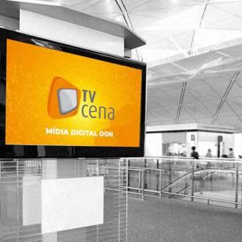 Comprar o produto de TV Cena Mídia em Comunicação em Jundiaí, SP por Solutudo