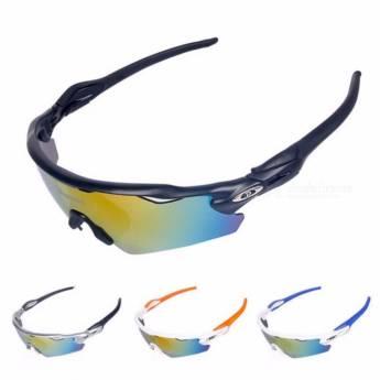 Comprar o produto de Óculos de Proteção Okey em Óculos pela empresa Salles Bikes em Atibaia, SP por Solutudo