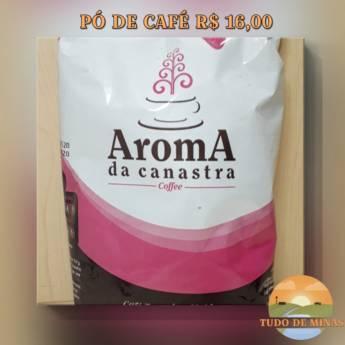 Comprar produto Café arábico canastra  em A Classificar pela empresa Tudo de Minas em Boituva, SP