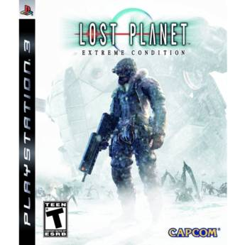 Comprar o produto de Lost Planet: Extreme Condition - PS3 em Jogos Novos pela empresa IT Computadores, Games Celulares em Tietê, SP por Solutudo