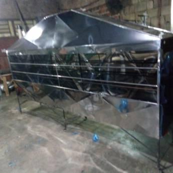 Comprar o produto de Churrasqueira de grande escala em Churrasqueiras em Foz do Iguaçu, PR por Solutudo