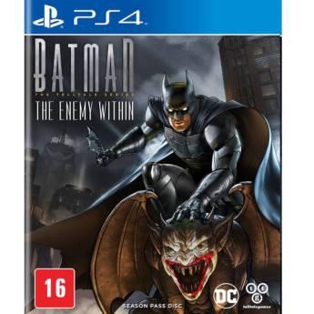 Comprar o produto de Batman: The Enemy Within - The Telltale Series - PS4 em Jogos Novos pela empresa IT Computadores, Games Celulares em Tietê, SP por Solutudo