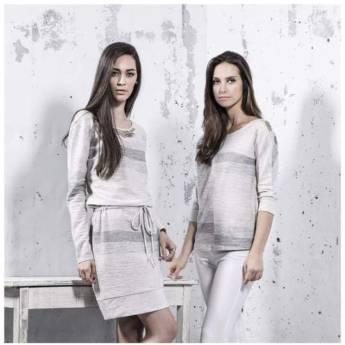 Comprar o produto de Vestido moletom Viviane Furrier em Roupas e Acessórios pela empresa Loja Ego - Moda Feminina Multimarcas em Botucatu, SP por Solutudo