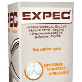 Comprar o produto de Expec xarope 120 ml em Medicamentos em Foz do Iguaçu, PR por Solutudo