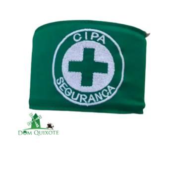 Comprar o produto de Braçadeira CIPA em Diversos pela empresa Dom Quixote Equipamentos de Proteção Individual em Jundiaí, SP por Solutudo