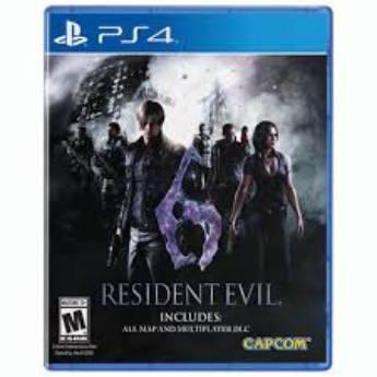 Comprar o produto de Resident Evil 6 - PS4 em Jogos Novos pela empresa IT Computadores, Games Celulares em Tietê, SP por Solutudo