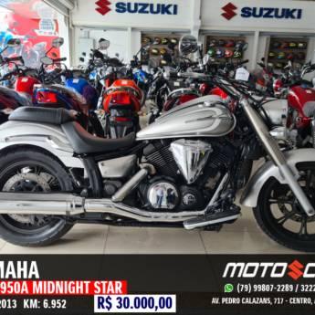 Comprar o produto de YAMAHA XVS 950A MIDNIGHT STAR - 2013 em Custom em Aracaju, SE por Solutudo