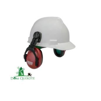 Comprar o produto de Kit Abafador XLS para Capacete MSA   em Protetor auricular pela empresa Dom Quixote Equipamentos de Proteção Individual em Jundiaí, SP por Solutudo