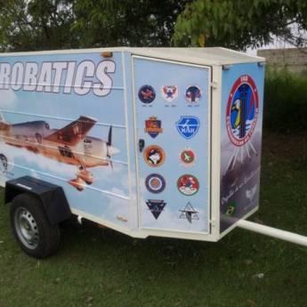 Comprar o produto de Carreta para Aeromodelo em Carretas pela empresa BODE Carretas e Engates em Tietê, SP por Solutudo