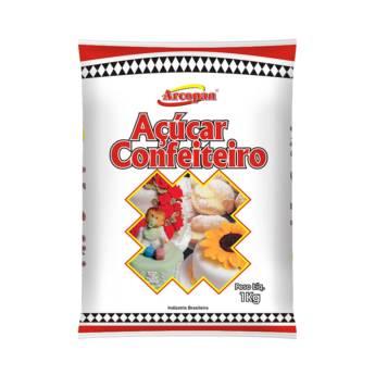 Comprar o produto de Açúcar Confeiteiro Arcopan em Alimentos e Bebidas pela empresa Eloy Festas em Jundiaí, SP por Solutudo