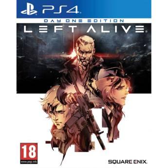 Comprar o produto de Left Alive - PS4 em Jogos Novos pela empresa IT Computadores, Games Celulares em Tietê, SP por Solutudo