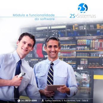 Comprar produto Sistema para Auto Peças em Programas e Software  pela empresa 2S Sistemas em Foz do Iguaçu, PR