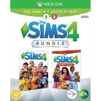 Comprar o produto de The Sims 4 + Cães e Gatos Bundle - XBOX ONE em Jogos Novos pela empresa IT Computadores, Games Celulares em Tietê, SP por Solutudo