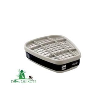 Comprar o produto de Cartucho 6001 - 3M em Respiradores pela empresa Dom Quixote Equipamentos de Proteção Individual em Jundiaí, SP por Solutudo