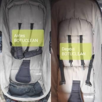 Comprar produto Limpeza e Higienização de Produtos infantis  em Limpeza de Estofados pela empresa Botuclean - Limpeza Profissional de Estofados em Botucatu, SP