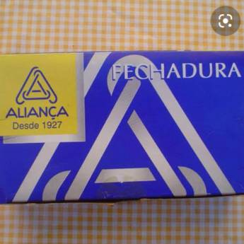 Comprar o produto de Fechadura /externa/interna/wc banheiro em Fechaduras em Foz do Iguaçu, PR por Solutudo