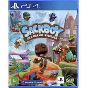Comprar o produto de sackboy uma grande aventura - PS4 em Jogos Novos pela empresa IT Computadores, Games Celulares em Tietê, SP por Solutudo