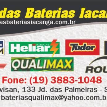 Comprar o produto de  SUMARÉ - LOJA 2 em Outros pela empresa Casa das Baterias Iacanga em Americana, SP por Solutudo