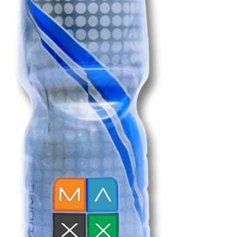 Comprar o produto de Caramanhola Termica Maxx Bottle 700 Ml em Garrafas pela empresa Salles Bikes em Atibaia, SP por Solutudo