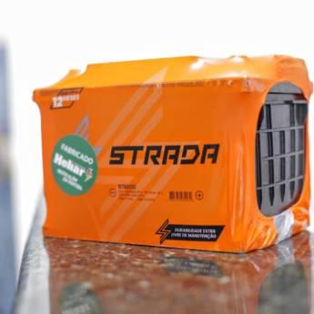 Comprar o produto de Baterias Strada  em Baterias em Americana, SP por Solutudo