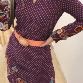 Comprar o produto de Vestido boho AZ em Roupas e Acessórios pela empresa Loja Ego - Moda Feminina Multimarcas em Botucatu, SP por Solutudo