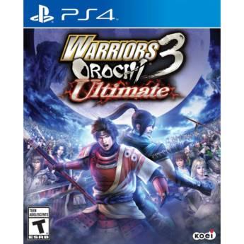 Comprar o produto de Warriors Orochi 3 Ultimate - ps4 em Jogos Novos pela empresa IT Computadores, Games Celulares em Tietê, SP por Solutudo