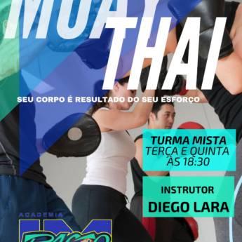 Comprar o produto de Muay Thai  em Academias em Tietê, SP por Solutudo