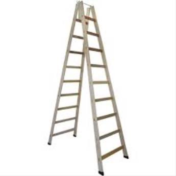 Comprar o produto de Escada de madeira pintor em Outros em Birigui, SP por Solutudo