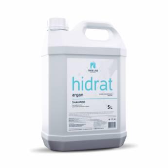 Comprar o produto de SHAMPOO HIDRAT ARGAN GALÃO 5 LTS da TREE LISS em Shampoo  em Araçatuba, SP por Solutudo