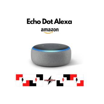 Comprar o produto de Echo Dot Alexa em Automação pela empresa Multi Energia Instalações e Materiais Elétricos  em Atibaia, SP por Solutudo