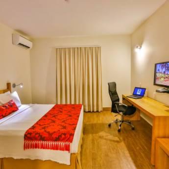 Comprar o produto de Apartamento Superior  em Viagens e Turismo em Botucatu, SP por Solutudo
