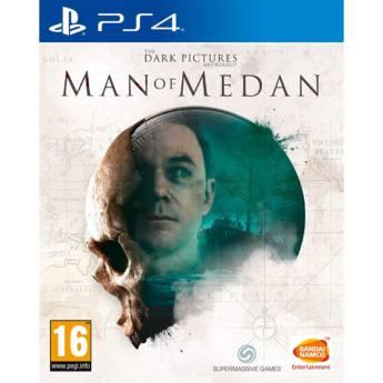 Comprar o produto de The Dark Pictures - Man of Medan - PS4 em Jogos Novos pela empresa IT Computadores, Games Celulares em Tietê, SP por Solutudo