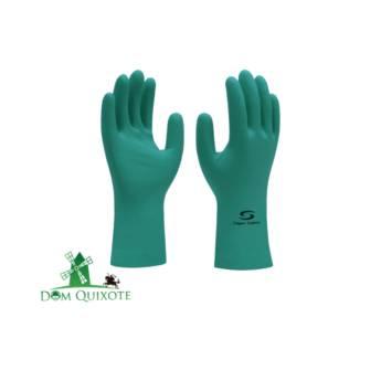 Comprar o produto de Luva Nitrílica - Super Nitrogreen  em Luvas pela empresa Dom Quixote Equipamentos de Proteção Individual em Jundiaí, SP por Solutudo