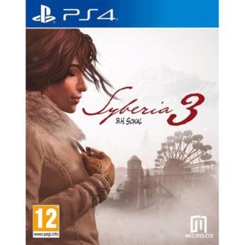 Comprar o produto de Syberia 3 - PS4 em Jogos Novos pela empresa IT Computadores, Games Celulares em Tietê, SP por Solutudo