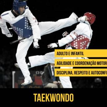 Comprar o produto de Aulas de Taekwondo em Aulas e Cursos Esportivos em Jundiaí, SP por Solutudo
