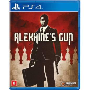 Comprar o produto de Alekhine's Gun - PS4 em Jogos Novos pela empresa IT Computadores, Games Celulares em Tietê, SP por Solutudo