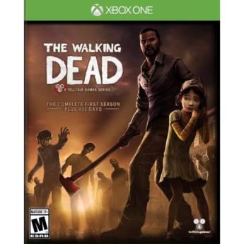 Comprar o produto de The Walking Dead: The Complete First Season - XBOX ONE em Jogos Novos pela empresa IT Computadores, Games Celulares em Tietê, SP por Solutudo