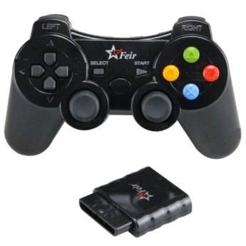 Comprar o produto de CONTROLE PARA PLAYSTATION 2 SEM FIO em Novos pela empresa Multi Consertos - Celulares,  Informática e Vídeo Games em Botucatu, SP por Solutudo