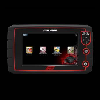 Comprar o produto de Scanner PDL 4100 em Ferramentas Automotivas em Botucatu, SP por Solutudo