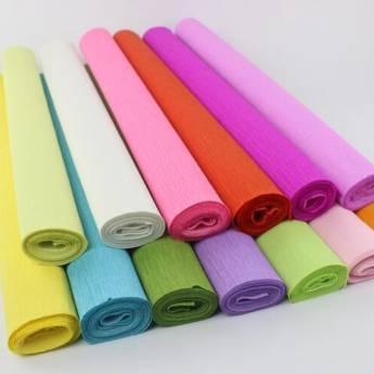 Comprar o produto de Papel Crepon Color  em Outros pela empresa Eloy Festas em Jundiaí, SP por Solutudo