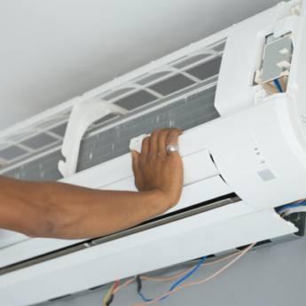 Comprar o produto de Instalação de Ar Condicionado em Geral em Casa, Móveis e Decoração em Americana, SP por Solutudo