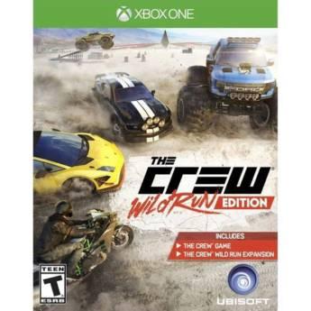 Comprar o produto de The Crew Wild Run - Xbox One (usado) em Jogos Usados em Tietê, SP por Solutudo