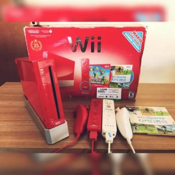 Comprar o produto de Nintendo Wii  em Consoles em Tietê, SP por Solutudo