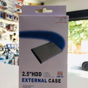 Comprar o produto de Case HD externo 2.5 USB 2.0 em A Classificar em Boituva, SP por Solutudo